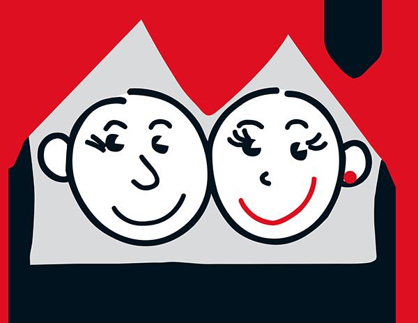 Dächer über Köpfe! - Schweidler Immobilien Logo