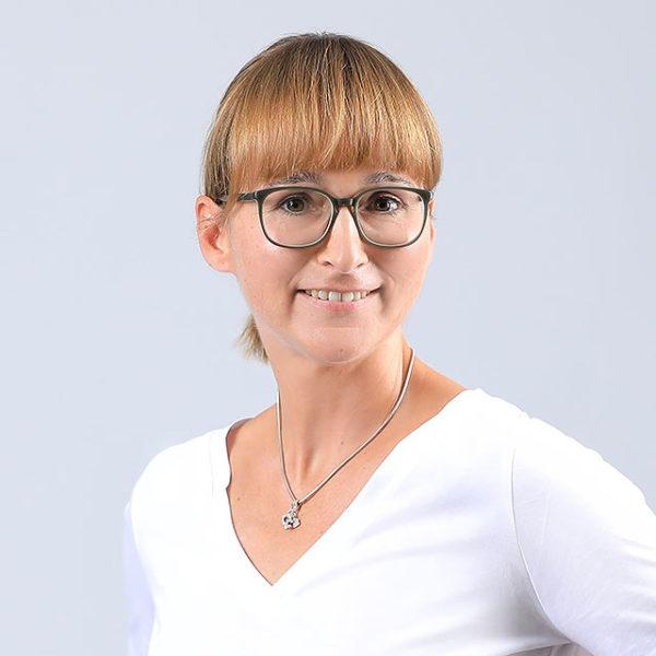 Katrin Schweidler im Portrait