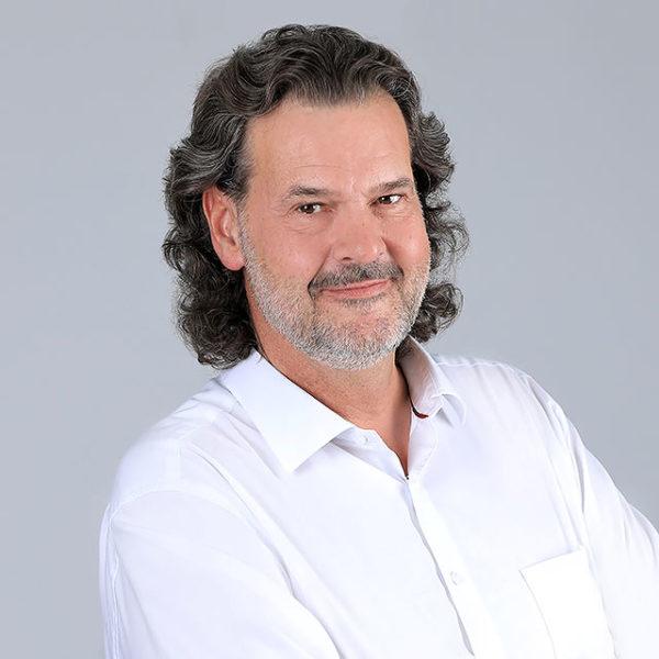 Oliver Sperl im Portrait